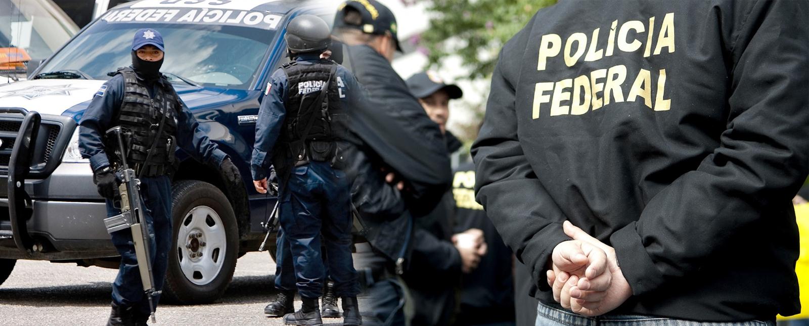 Edital para a Polícia Federal em breve