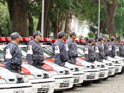 2 mil vagas para a Polícia Militar de São Paulo